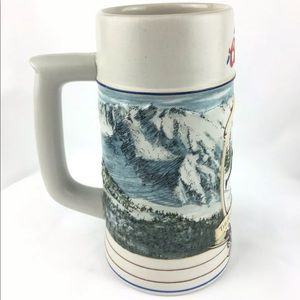 Coors Beer Stein Mug The Rocky Mountain Legend